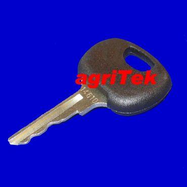 Zündschlüssel, John Deere AL35863, Ersatzschlüssel, Reserveschlüssel, Schlüssel – Bild 1