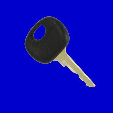 Zündschlüssel, John Deere AL35863, Ersatzschlüssel, Reserveschlüssel, Schlüssel – Bild 2