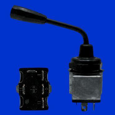 Blinkerschalter für John Deere 940  - 3340 Schalter Blinker, Vergl. Nr AL31892 * – Bild 3