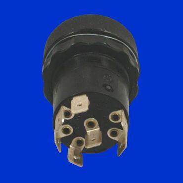 Schalter Warnblinker Warnblinkschalter 7 Steckanschl. für John Deere Vergl. AL32062 * – Bild 2