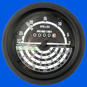 32 km/h Traktormeter, Tacho, Kilometerzähler für John Deere 20 + 30 Serie AL30800 * – Bild 2
