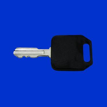 2 x Schlüssel, Zündschlüssel, Ersatzschlüssel für John Deere Aufsitzmäher AM131946, GY20680