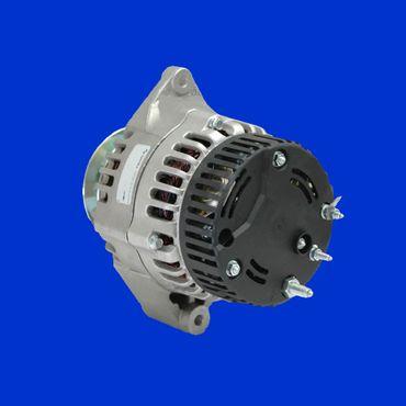 Mahle IA0989 Lichtmaschine, Generator 95A für John Deere 40, 50, 6000 Serie + Mähdrescher – Bild 2