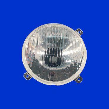 H4 Hauptscheinwerfer für Fendt 206 bis 211, Farmer und GT Stand, Abblend und Fernlicht von Hella – Bild 1
