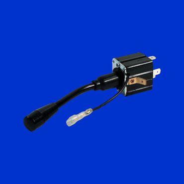 Case, IHC, Lenkradschalter, Blinkerschalter, Multifunktionsschalter 26° gebogen 3057633R91 – Bild 1