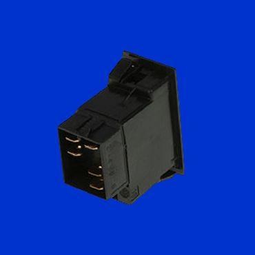 Schalter für Differentialssperre Case Maxxum 5120, 5130, 5140, 5150, 1983282C1 * – Bild 2