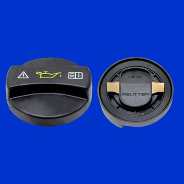 Mercedes Unimog + MB Trac Öldeckel, Deckel vom Öleinfüllstutzen OM 314, OM 352, OM 364, OM 366