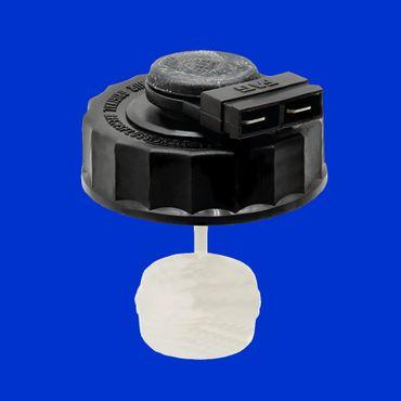 Deckel für Bremsflüssigkeit Behälter mit Füllstandgeber MB Trac 700 - 1800