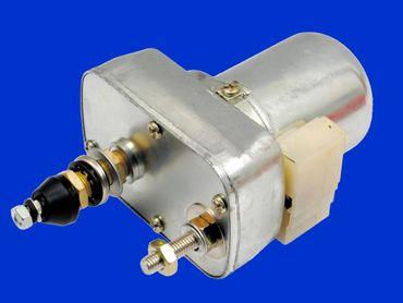 Wischermotor, Scheibenwischermotor, Motor für Scheibenwischer 12V 135 Grad M6 mit Schalter – Bild 1