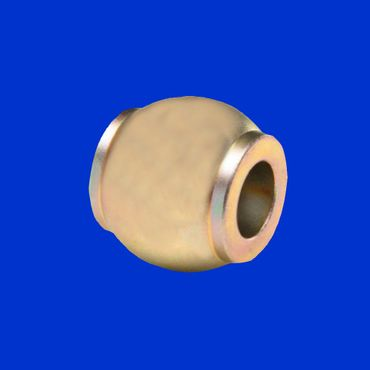 Oberlenkerkugel Kat 3 – 2 (60 – 25,4mm) Kugel für Fanghaken Oberlenker, verzinkt – Bild 1