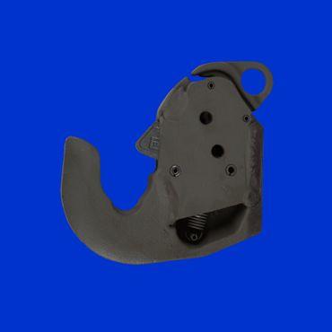 CBM, Unterlenker Fanghaken, Kat 2, 100mm, Schnellkuppler selbstsichernd, Opti Lock – Bild 1