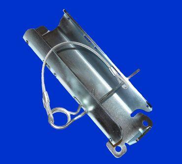 Kugelhalter, Halter für 3 x Unterlenkerkugel oder Unterlenker Fangprofil Kat 2 und 3