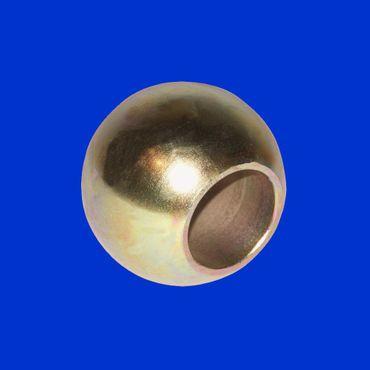 2 x Unterlenkerkugel Kat 3 – 2 (64 – 28mm) Kugel für Fanghaken Unterlenker, verzinkt – Bild 3