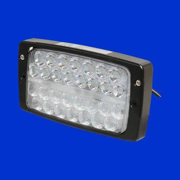 Arbeitsscheinwerfer, Einbauscheinwerfer, 30 LED mit 3280 Lumen, Fendt Vario, Farmer,  – Bild 1