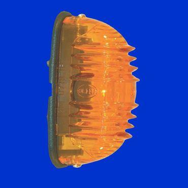 Hella Blinker Blinkleuchte Blinklicht Seitenblinker K12642 z.B. Massey Ferguson – Bild 1