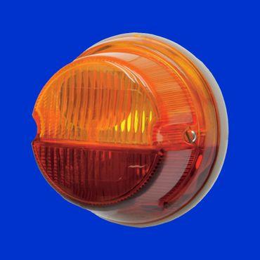 Hella Rücklicht 78mm Zweikammerleuchte IHC D - Serie oK 2SB001259-261 – Bild 1