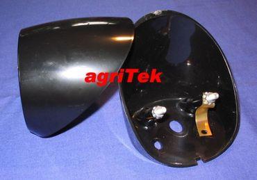 Kunststoffkonsole, Konsole 45 Grad für Rückleuchte, Rücklicht 8HG002247-001 – Bild 3