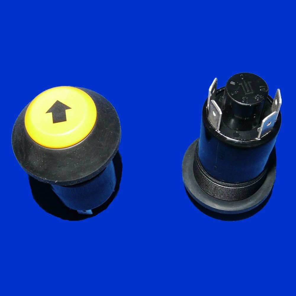 Schalter Druckschalter Taster EHR Heben und Senken der Hydraulik Fendt