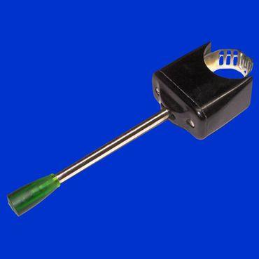 Blinkerschalter, Lenkstockschalter für Blinker mit grüner Kontrolleuchte – Bild 1