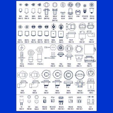 10 Stück Glühbirne 12V, Ba7S, 2W, Birne, Lampe – Bild 2