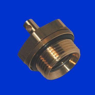 Entwässerungsventil, Ventil für Druckluftbehälter, Kompressor, Druckluftspeicher