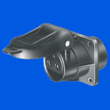oder 24V z.B 12 Cormick 3 polige Steckdose für 6 für Case