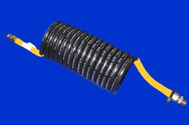 Bremsschlauch M 22 x 1,5 gelb, Druckluftschlauch, Schlauch für Druckluftbremse