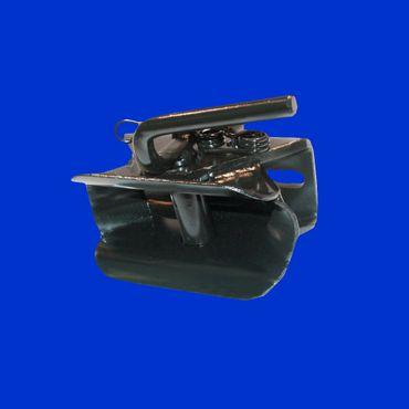 8t Anhängerkupplung K 80 für Anhänger, Kipper, Ballenwagen etc Prüfz. F4157, BPW – Bild 2
