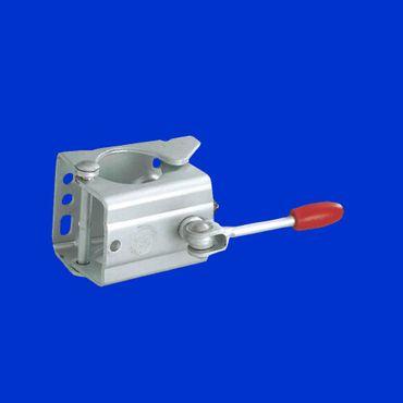 AL-KO Klemmschelle für Anhänger Stützrad, Stütze mit  Rohr Ø 60mm 249859 – Bild 1