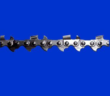 """Sägekette 3/8"""" LoPro 1,1 mm 44E für 30cm Schwert Halbmeißel, Sicherheitstreibglied Endurance Cut – Bild 1"""
