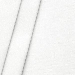 White bleached Flame Retardant Cotton Muslin approx. 320cm wide