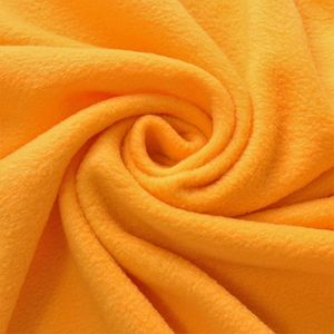 Polar Fleece antipilling colour: Yellow-Orange