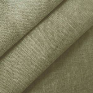 100% pure Linen Fabric, article: Barcelona, colour: Grey Green