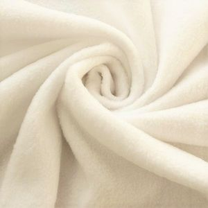 Polar Fleece antipilling colour: Cream White