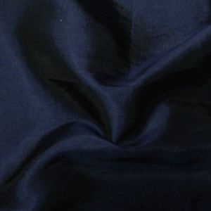 Clothing / Decoration Taffeta Fabric Colour: Night Blue shimmering