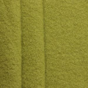 100 % Boiled Wool Fabric colour: Pastel Green