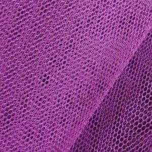 Tulle Fabric colour: Lilac