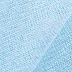 Tulle Fabric colour: Light Blue
