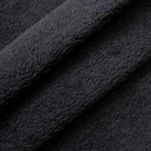 Wellness Fleece thick and super soft colour: Black