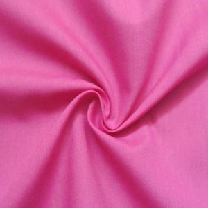Cotton / Polyester Fabric like Batiste, 145cm wide, colour: Pink