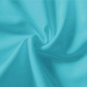 Plain Sky Blue100% Cotton Fabric
