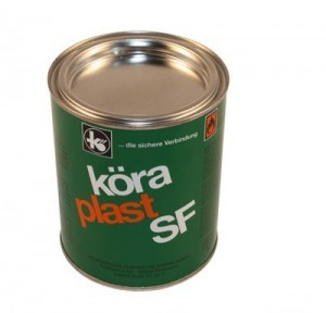 28,17 €/kg Köraplast SF contact adhesive for plastic - 600g tin