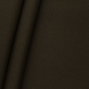 Waterproof Oxford 600D Polyester Fabric colour: Dark Brown