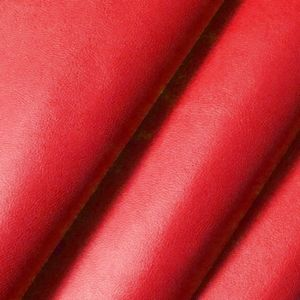 Soft Leatherette middleweight colour: Red