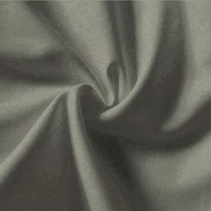 Plain Middle Grey 100% Cotton Fabric