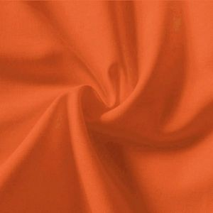 Plain  Terracotta 2  100% Cotton Fabric