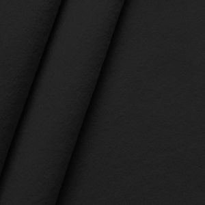 Felt / Baize crafting fabric 180 cm wide color: Black