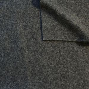 Wool Felt Fabric colour: Mottled Middle Grey
