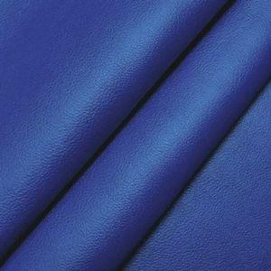 Imitation cuir nappa de poids moyen couleur: Bleu Royal