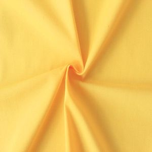 Cotton / Polyester Fabric like Batiste, 145cm wide colour: Yellow